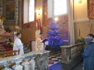Święto Świętej Rodziny 2014